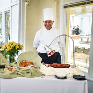 Choosing a Caterer at Danada House